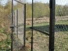 Скачать бесплатно фото Строительные материалы Ворота и калитки с сеткой,с прутьями 39883843 в Орле