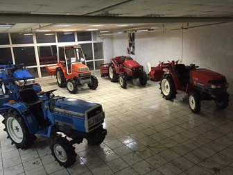 Скачать изображение Спецтехника Трактор Mitsubishi MT1601 32700697 в Орле