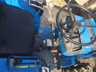 Скачать бесплатно фото Спецтехника Трактор Mitsubishi MT1601 32700697 в Орле
