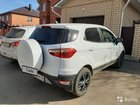 Ford EcoSport 1.6МТ, 2018, 30000км