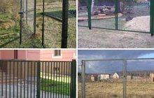 Садовые ворота от производителя с доставкой по Оренбургу и области