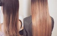 Наращивание волос - бесплатно