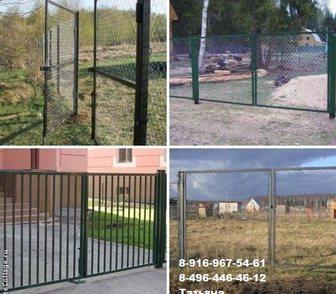 Фотография в Строительство и ремонт Строительные материалы Продаем садовые ворота и калитки от производителя! в Оренбурге 4000