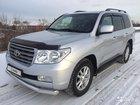 Toyota Land Cruiser 4.5AT, 2008, 167000км