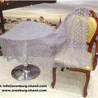 Оренбургские пуховые шали, платки , паутинки, теплые пуховые косынки