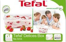 Контейнер для приготовления йогурта и творога в йогуртнице Tefal Multidelice