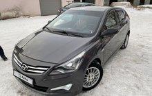 Hyundai Solaris 1.6AT, 2015, 94000км