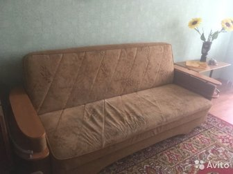 Диван и два кресла в хорошем состоянии, в Орске
