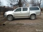 Toyota Hilux 3.0AT, 2007, 305000км