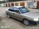 Hyundai Accent 1.5МТ, 2003, 215000км