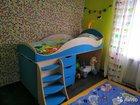 Детская кровать-чердак Караван 4