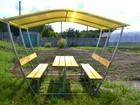 Скачать фото Мебель для дачи и сада Дачные беседки в Печорах 38236826 в Печоры