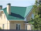 Уникальное изображение Строительные материалы Металлочерепица – красивый и прочный материал 34546067 в Пензе