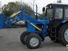 Уникальное изображение Трактор Погрузчик ПКУ 0, 8 35773486 в Пензе