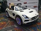 Просмотреть фотографию  Продаем детский электромобиль mercedes-benz sls a 333 36786875 в Пензе