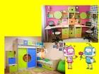 Свежее foto  Выше Радуги коллекция детской мебели 37459873 в Пензе