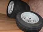 Фото в   колеса в сборе r13 4 штуки в хорошем состоянии в Пензе 4000