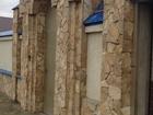 Фото в Услуги компаний и частных лиц Архитектура и дизайн Облицовка стен натуральным камнем — один в Пензе 1100