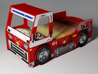 Свежее фото  Пожарная машина - кровать для детей 38460806 в Пензе