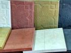 Смотреть фото  Тротуарная плитка - полимерпесчаная от производителя в Пензе 68392290 в Пензе