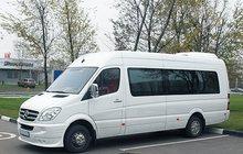 Пассажирские перевозки на комфортабельных автобусах и микроавтобусах