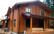 Одноэтажные и двухэтажные деревянные дома в Пензе, строительство
