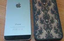 Продам iPhone 5s, 16 gb, space gray, Б/у