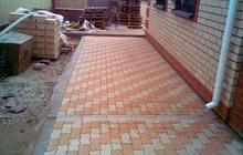Строительство отмостки вокруг дома, бетонного фундамента в Пензе