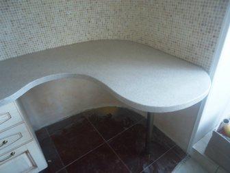 Смотреть изображение  Мебель Терра Столешницы из искусственного камня , 32515539 в Пензе