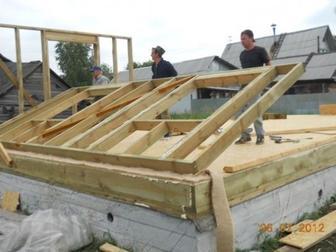 Просмотреть изображение  Построим коробку каркасного дома в Пензе 34040830 в Пензе