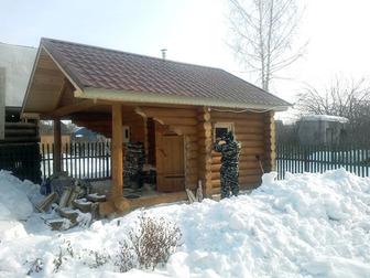 Новое фото  Строить бани и срубы в Пензе умеем мы, дома, коттеджи, дачи 34245731 в Пензе