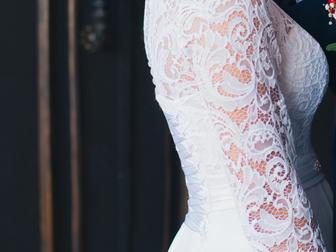 Увидеть фотографию Свадебные платья Продам свадебное платье новое 38766034 в Пензе