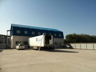 Смотреть изображение Коммерческая недвижимость Сдаю офисно-складской комплекс, с бетон, площадкой Егорова 3 66600363 в Пензе