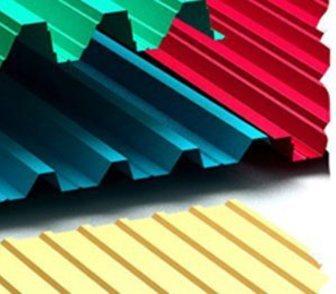 Фото в Строительство и ремонт Строительные материалы Приобретайте высококачественный профнастил в Пензе 0