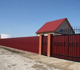 Изображение в   Теперь Мы будем заботиться о вашем заборе, в Пензе 0