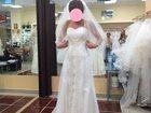 Фото в Одежда и обувь, аксессуары Свадебные платья Девушки, продам прекрасное свадебное платье в Перми 6500