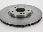 Изображение в Авто Автозапчасти Продам комплект новых тормозных дисков (передние в Перми 5500