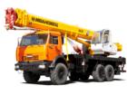 Фотография в Строительство и ремонт Строительные материалы Услуги Автокрана от 10-32т  от 1100р/ч  ждем в Перми 1100