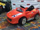 Свежее изображение  Продаем детский электромобиль феррари 8888 34995352 в Перми