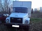 Изображение в   Продам ГАЗ 3307 фургон 2001г/в. Машина на в Перми 80000