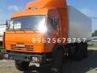 Увидеть фото Грузовые автомобили КАМАЗ 43118 фургон изотермический, новый 35284950 в Перми