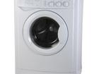 Фото в Бытовая техника и электроника Стиральные машины Продам б/у узкую стиральную машину Indesit в Перми 3900