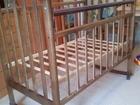 Смотреть foto Детская мебель Кроватка детская 37320572 в Перми
