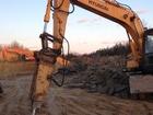 Изображение в Авто Спецтехника Гидромолот применяют для демонтажа бетона в Перми 1400
