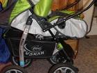 Просмотреть фото Детские коляски Продам новую коляску + в подарок новый костюмчик с этикеткой, Цена 5300 руб 38232114 в Перми