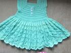 Скачать бесплатно изображение Детская одежда детские платья вязанные крючком 69577550 в Перми