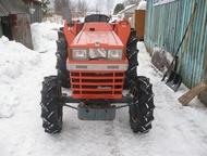 японский трактор Продам японский трактор kubota zl1-285  - реверс  - гидроусилит