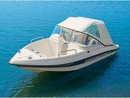 Катер 3DC Новый хороший удобный катер для прогулок по воде и рыбалке. Комплектац
