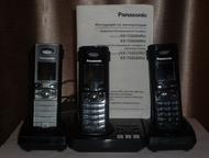 Продажа телефона Цифровой беспроводной телефон с автоответчиком Panasonic KX-TG8