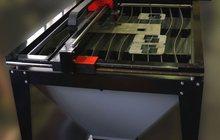 Малогабаритная машина плазменной резки металла с числовым программным управлением «Кристалл» для раскроя 1,5 х 1 м